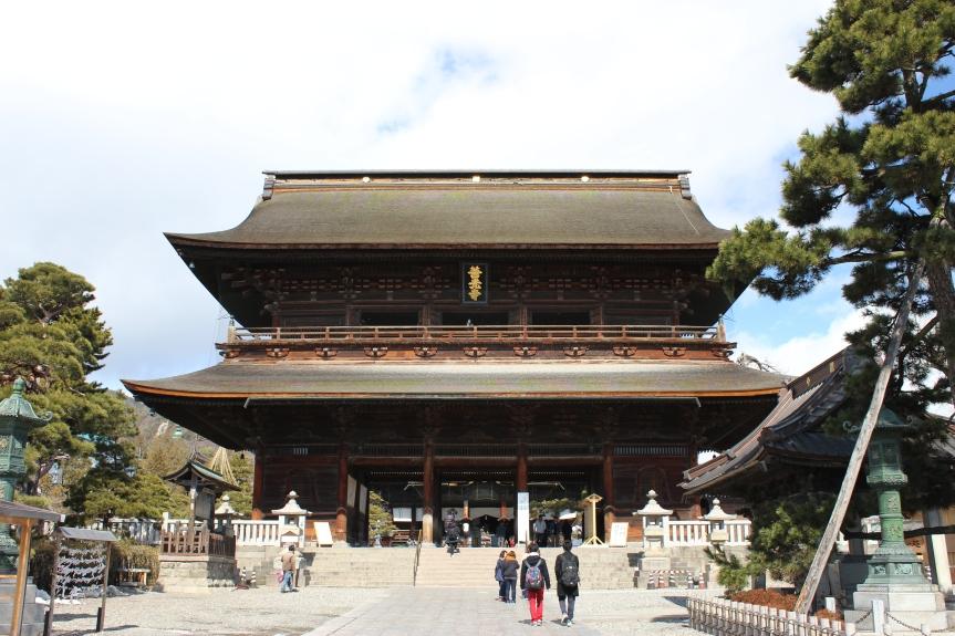 2017京都馬拉松之旅-長野你好